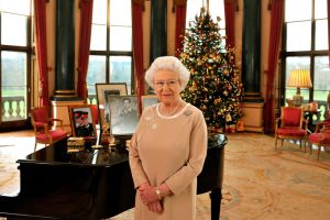 Queen Elizabeth Isn't Superstitious About Leaving Royal Christmas Decorations Up Until February