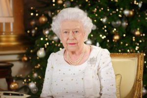Queen Elizabeth Gave a Subtle Shoutout to 'The Crown' During Her Christmas Speech