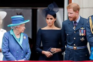 The Real Reason Meghan Markle Chose Not To Call In To the Queen's Emergency Meeting