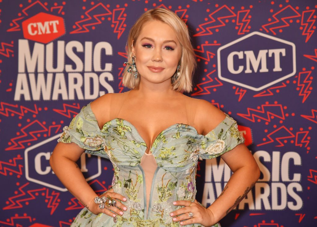 RaeLynn attends the 2019 CMT Music Awards
