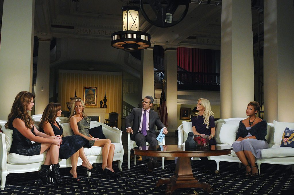 Andy Cohen Says the 'Real Housewives' Are Five Times Smarter Than Donald Trump