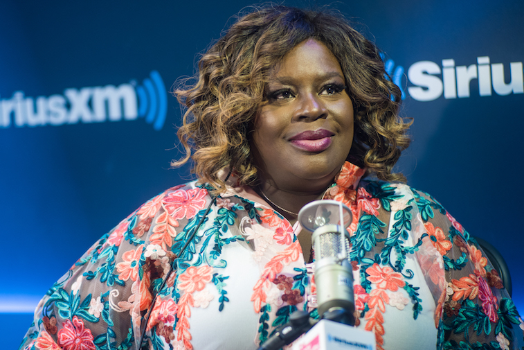 Retta during an interview