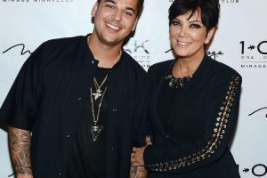 Kris Jenner Reveals Why Rob Kardashian Still Has Trouble Coping With His Father's Death