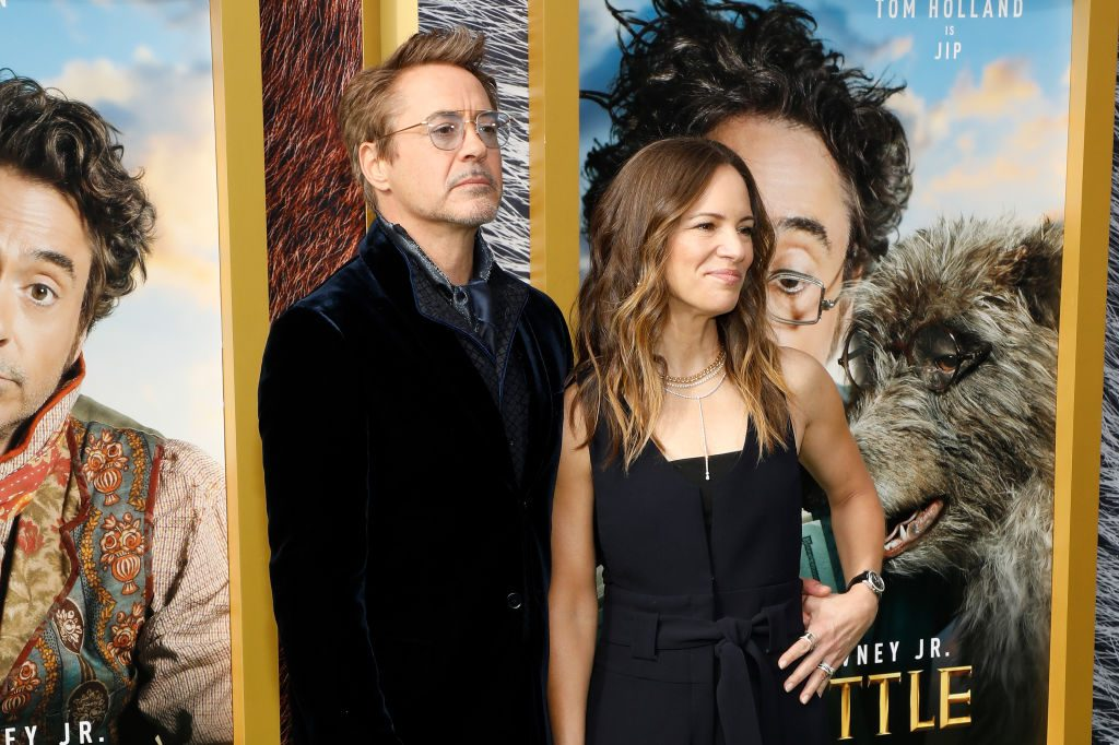 Robert Downey Jr. and Susan Downey   Taylor Hill/WireImage
