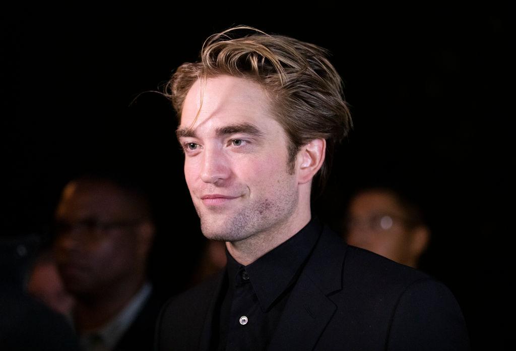Robert Pattinson on Sunday Today