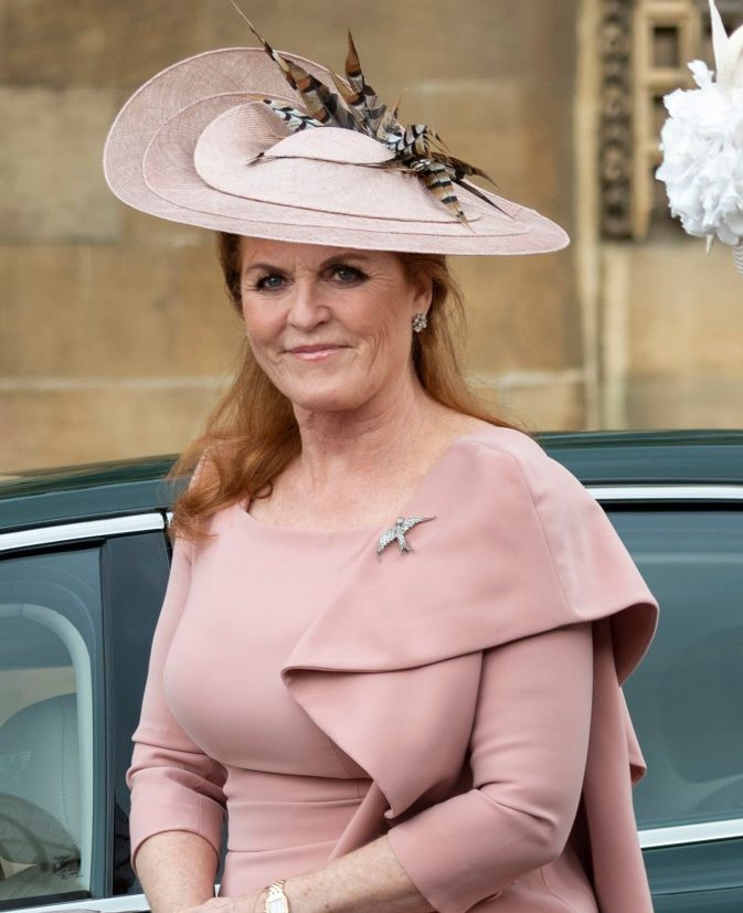 The Real Reason Prince Andrew S Ex Wife Sarah Ferguson Has To