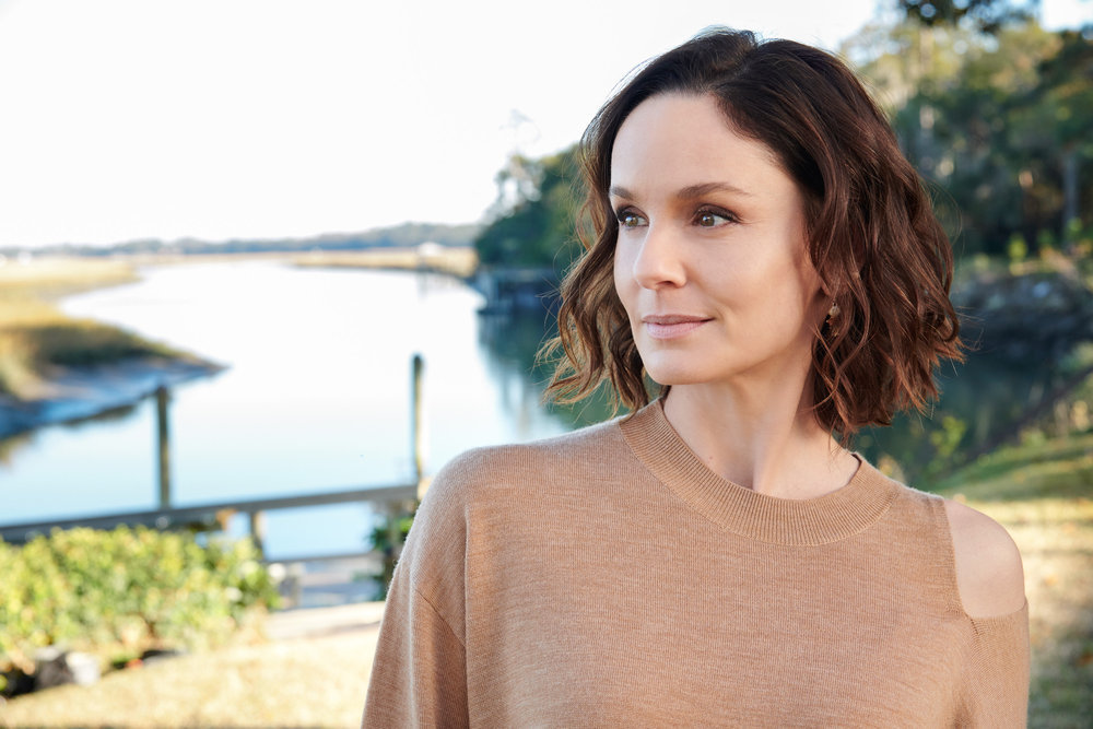 Walking Dead's Sarah Wayne Callies in Council of Dads