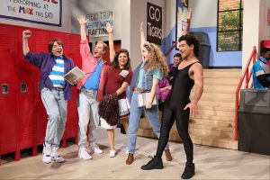 What Will the 'Saved by the Bell' Reboot Be About?