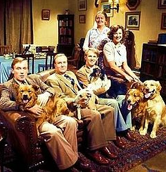 The 1970s cast of 'All Creatures Great and Small'
