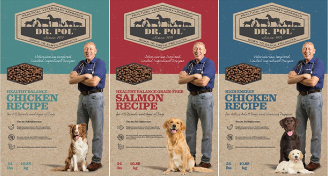 Dr. Pol Pet Foods