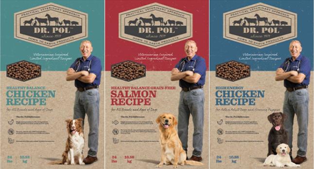 Dr. Pol Pet Foods