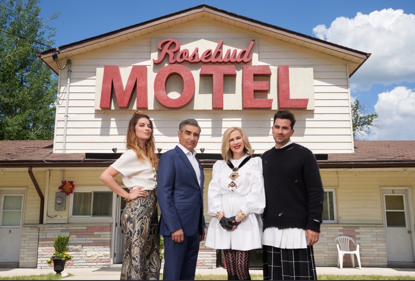 Season 6 Schitt's Creek