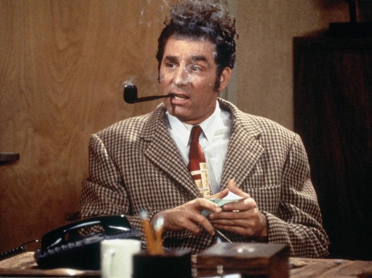 Michael Richards as Cosmo Kramer