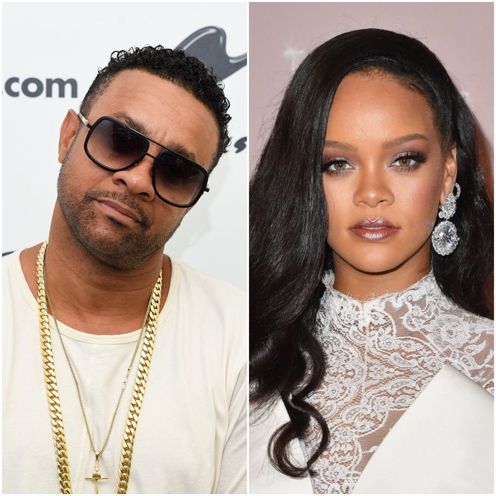 Shaggy Reportedly Declined To Be Apart Of Rihanna's Album