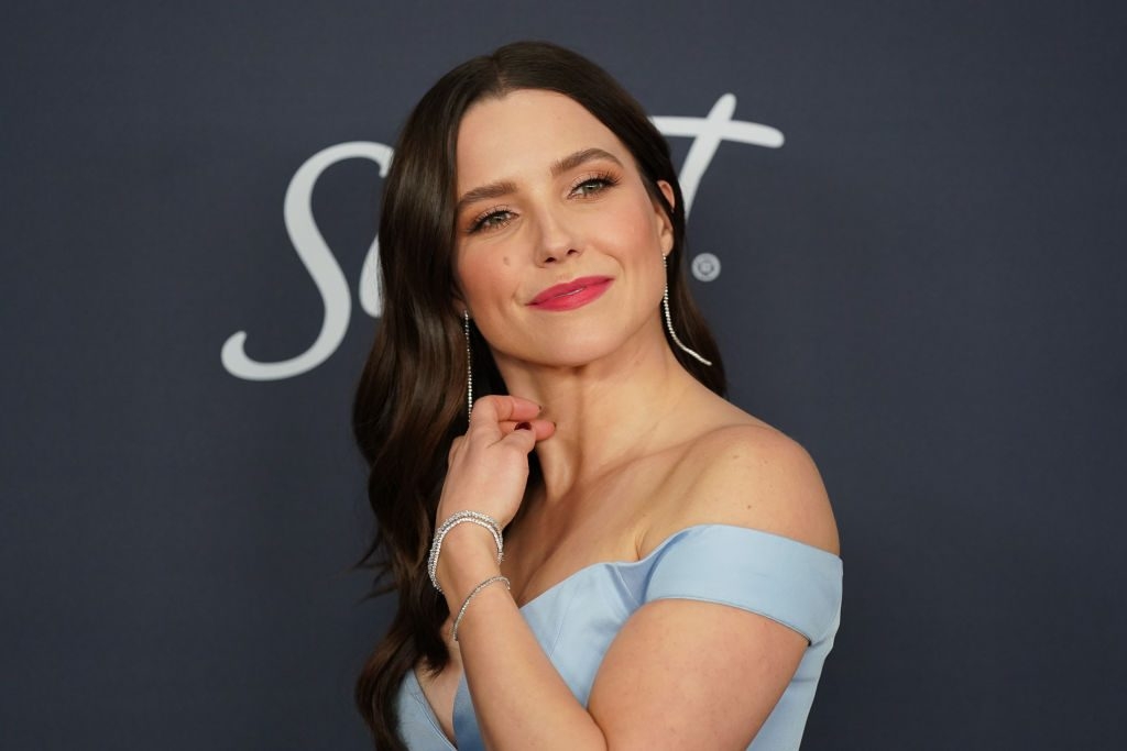 Sophia Bush attends the 21st Annual Warner Bros. And InStyle Golden Globe After Party