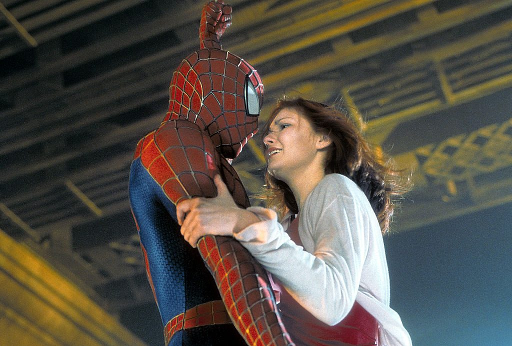 Spider-Man and Mary Jane