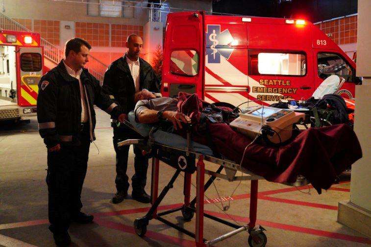 Station 19 Grey's Anatomy Crossover