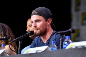 What Is 'Arrow' Star Stephen Amell's Net Worth?