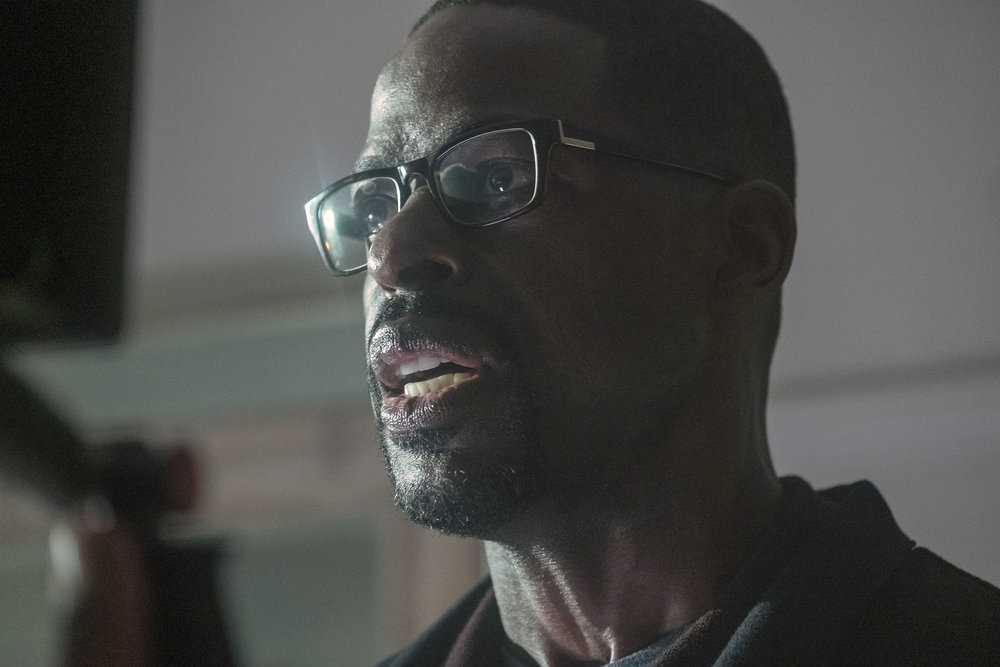 """THIS IS US -- """"A Hell of a Week: Part One"""" Episode 411 -- Pictured: Sterling K. Brown as Randall"""