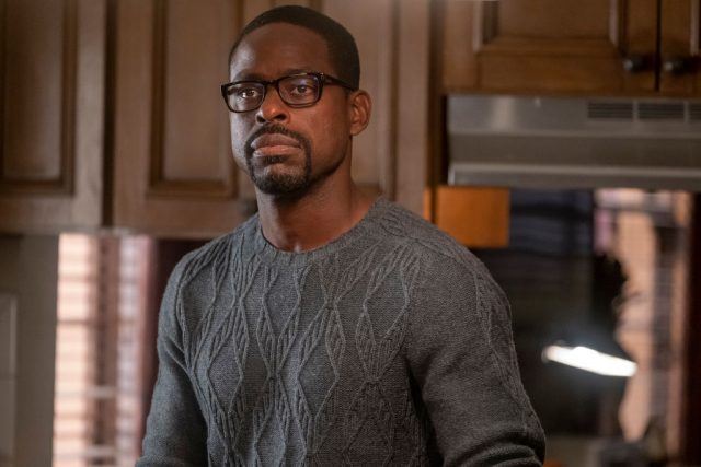 """Sterling K. Brown as Randall Pearson in Season 4, Episode 9: """"So Long, Marianne"""" of 'This Is Us'"""