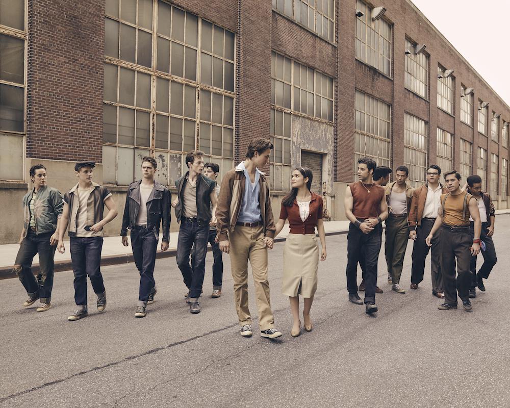 Steven Spielberg's West Side Story