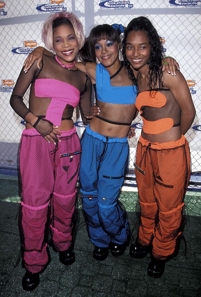 TLC at the Nickelodeon Kids' Choice Awards