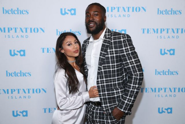 'Temptation Island': Javen Butler and Shari Ligons Seemingly Break up After Cheating Allegations
