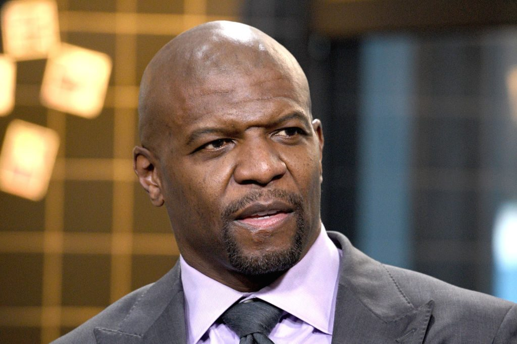 """Terry Crews visits the Build Series to discuss """"AGT: Champions"""""""