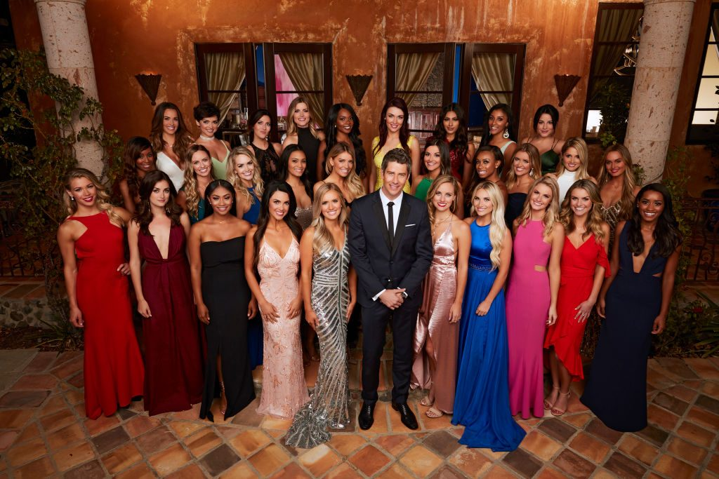 Arie's contestants on The Bachelor