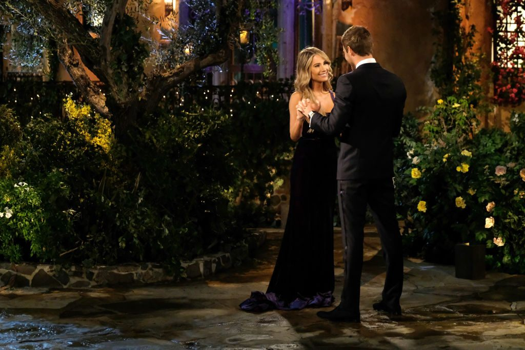 The Bachelor Peter Weber and Victoria Paul | John Fleenor/ABC via Getty Images