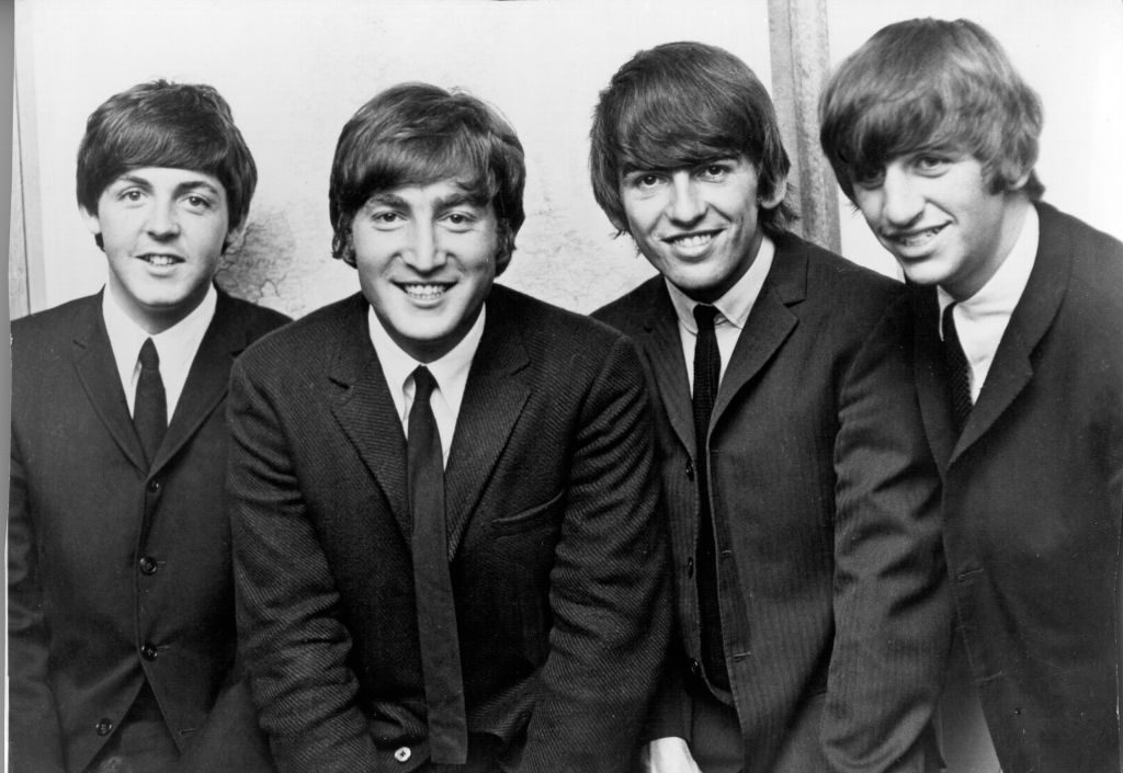 """Rock and roll band """"The Beatles"""""""