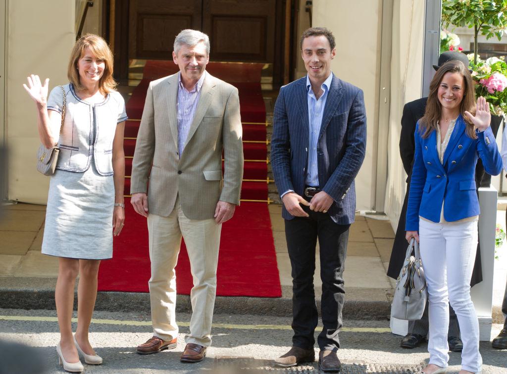 The Middleton family