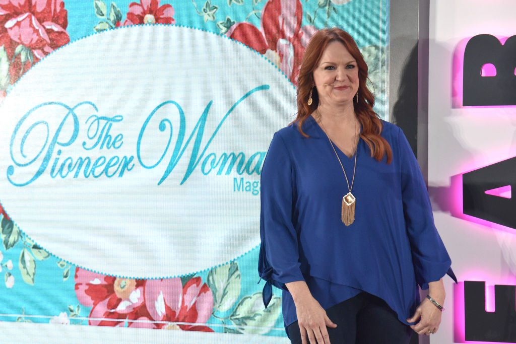 The Pioneer Woman star Ree Drummond   Bryan Bedder/Getty Images for Hearst