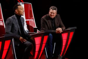 'The Voice' Promo Shows Blake Shelton's Creepy Obsession With Nick Jonas and Season 18 Premiere Date