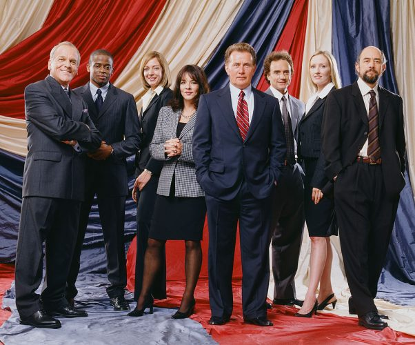 'The West Wing' cast