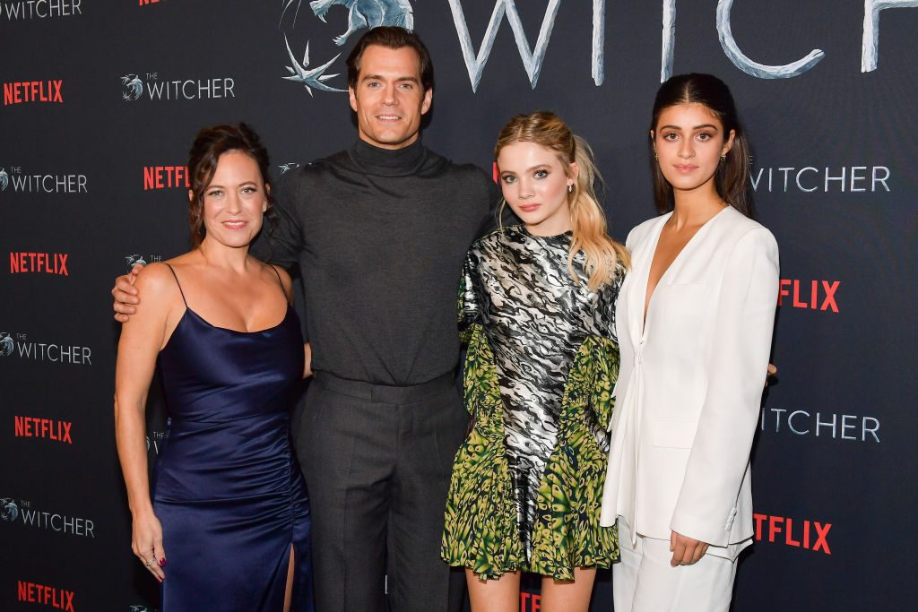 'The Witcher' cast