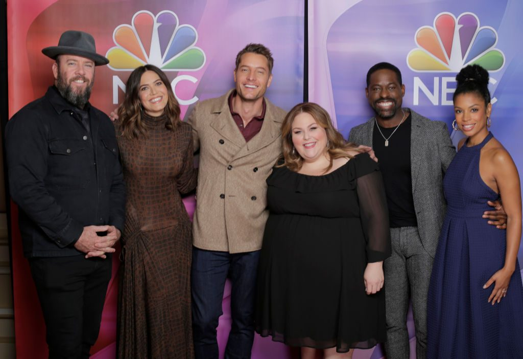 'This Is Us' cast at NBCUniversal Events- Season 2019