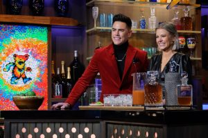 Tom Sandoval and Ariana Madix Shaded Nearly Everyone From 'Pump Rules' in 'Fancy AF' Cocktail Book