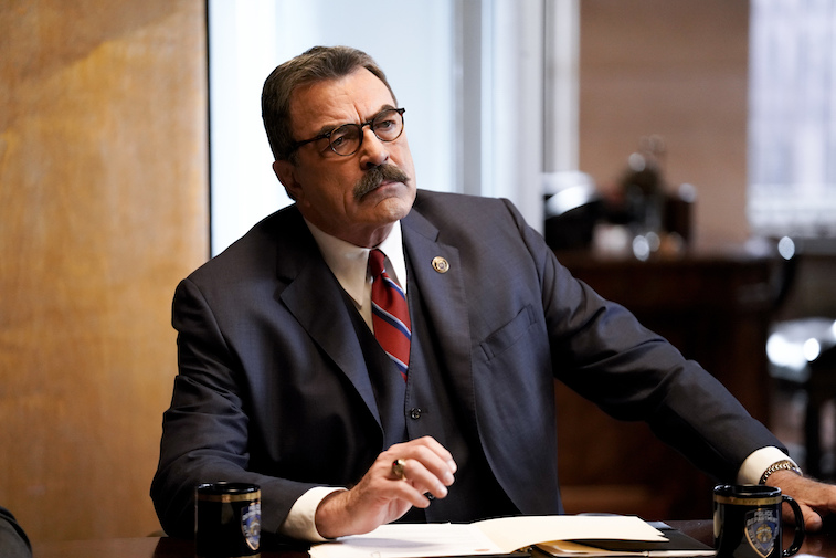 Tom Selleck in 'Blue Bloods'