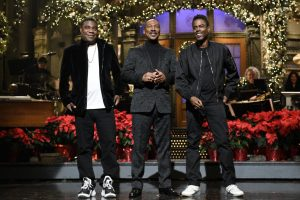 Eddie Murphy Reveals the Surprising 'Saturday Night Live' Sketch That Saved His Job
