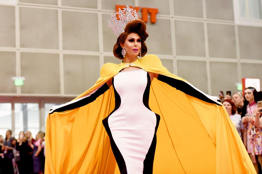 "Trinity ""The Tuck"" Taylor attends RuPaul's DragCon LA 2019"