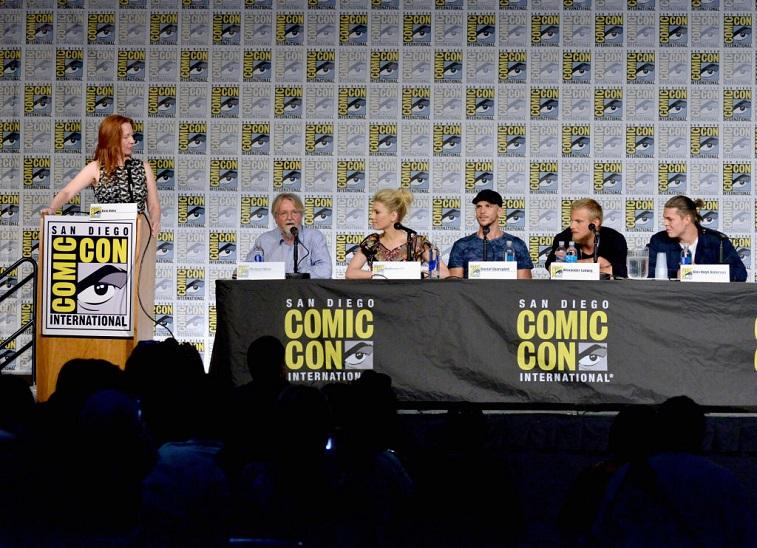 'Vikings' at Comic-Con