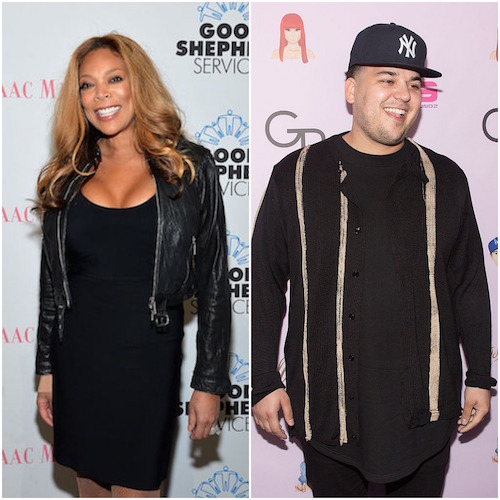Wendy Williams, Rob Kardashian