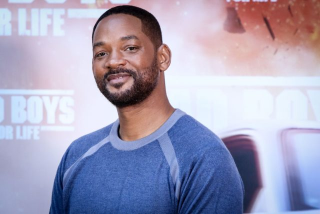 Will Smith at a 'Bad Boys for Life' photocall