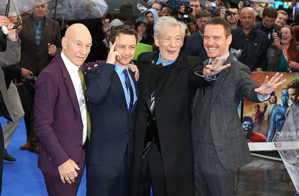 X-Men: Days of Future Past Actors