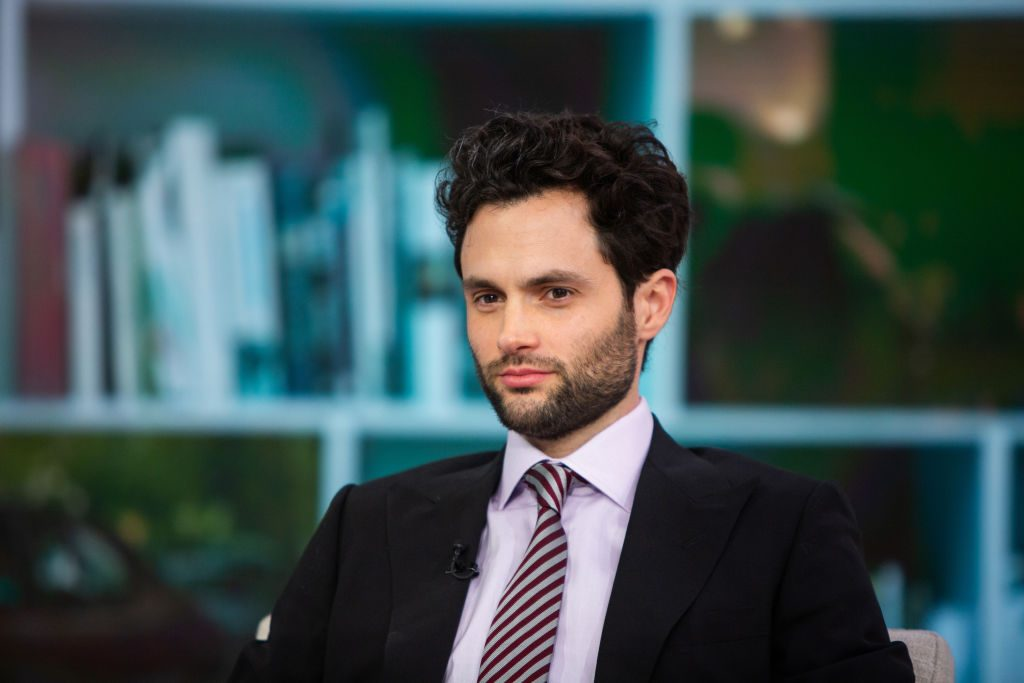 Penn Badgley of the television series 'You'