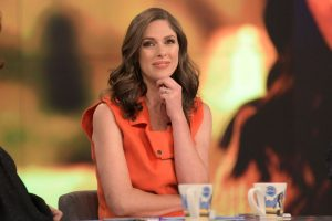 'The View': What Abby Huntsman Wasn't Allowed to Do on Her Last Show