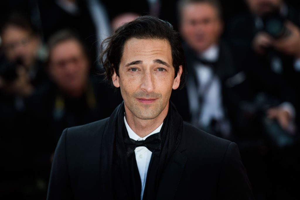 """Adrien Brody attends the """"Based On A True Story"""" screening during the 70th annual Cannes Film Festival."""
