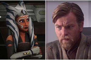 Could This 1 Moment In The 'Ahsoka' Novel Hint At A Reunion On Obi-Wan Kenobi's Disney+ Series?