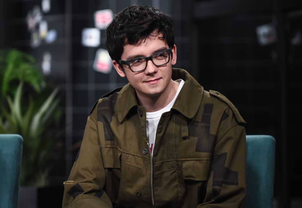 Asa Butterfield discusses Netflix show 'Sex Education.'